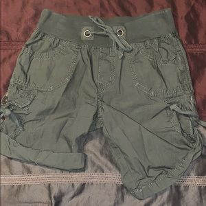 Green Justice Shorts Size 12